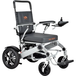 Eletric wheelchair Holding Hands B2