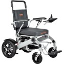Electric Wheelchair Holding Hands B2