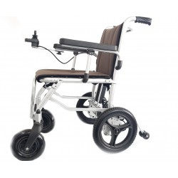 Eletric wheelchair Holding Hands B1